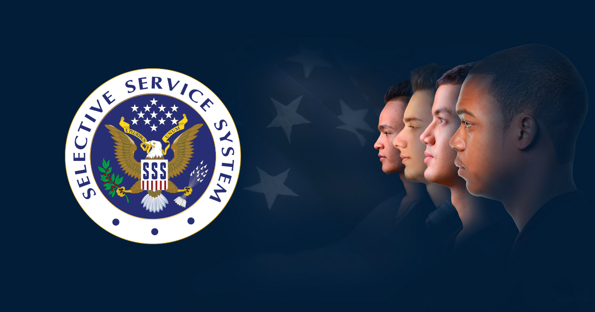 Selective Service System - It's Your Country. Protect it.