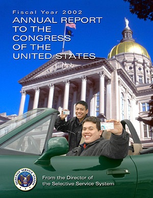Annual Report to Congress - FY 2002