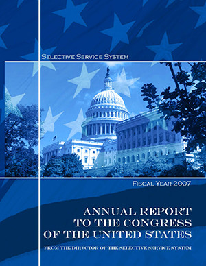 Annual Report to Congress - FY 2007