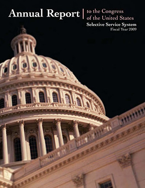 Annual Report to Congress - FY 2009
