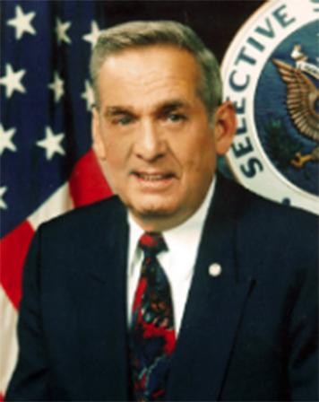 Former Director Gil Coronado