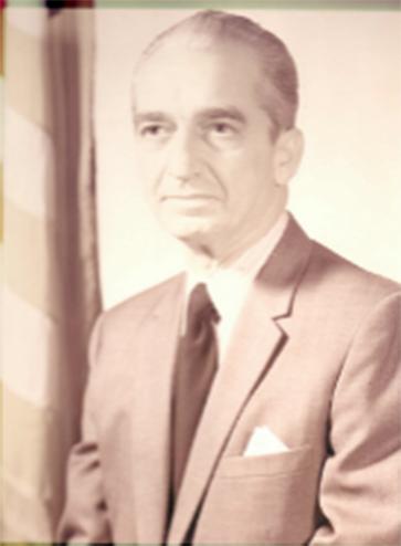 Former Director Byron V. Pepitone