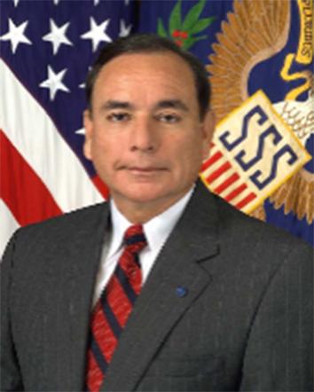 Former Director Alfred V. Rascon