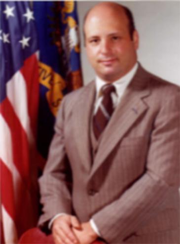Former Director Dr. Bernard D. Rostker